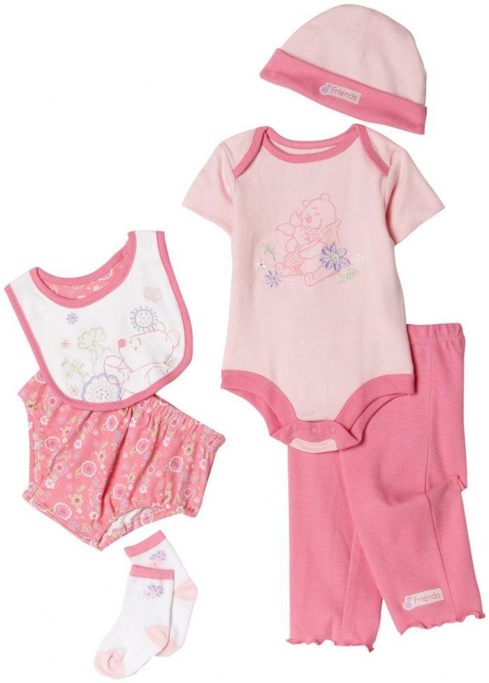 Disney Baby Set Pink