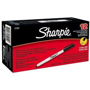 Sharpie Black