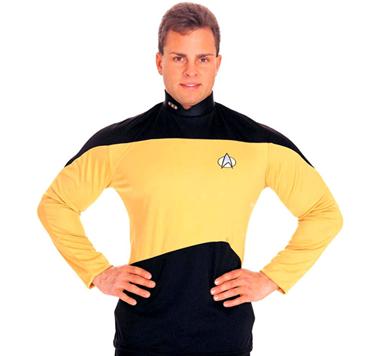 Costume Star Trek