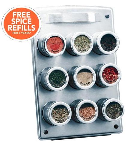 kamenstein magnetic spice rack – Utah Sweet Savings