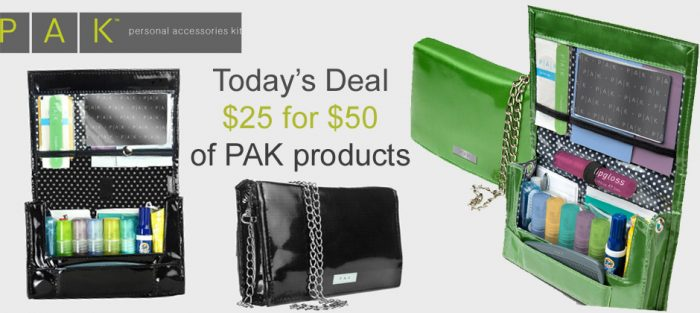 discount on personal accessory kit