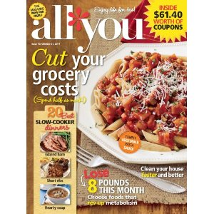 All You Magazine Deal