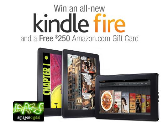 Free Kindle Fire