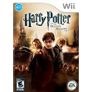 Harry Potter Deathly Hallows Wii Game