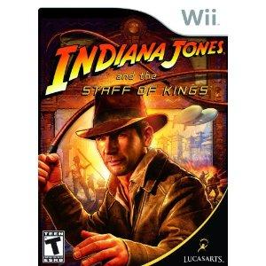 Indiana Jones Wii Game