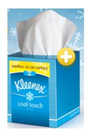 Kleenex Cool Touch Deal
