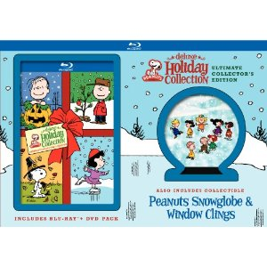Peanuts Deluxe Holiday Collection Deal