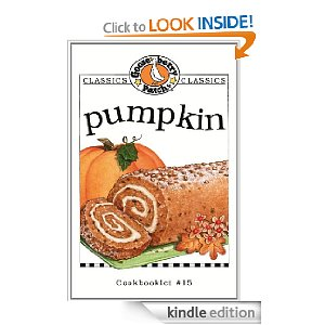 Pummpking Cookbook