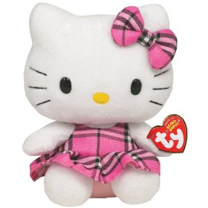 Ty Beanie Baby Hello Kitty Deal