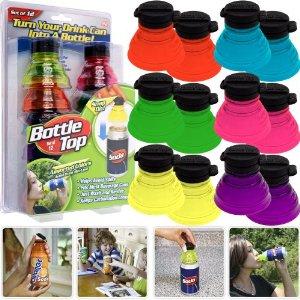 Bottle Top Koozie Deal