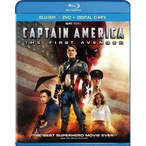 Captain America Blu-ray Deal