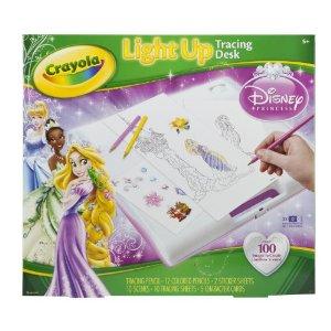Crayola Princess Light Up Desk Deal
