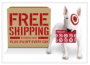 Free shipping at Target Deal