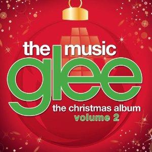 Glee Christmas Music Deal