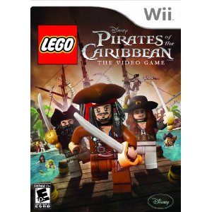 Lego Pirates Wii Game Deal