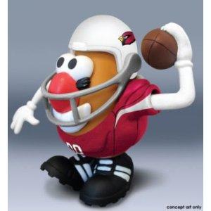 NFL Mr Potatoe Head