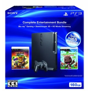 PS3 Black Friday Deal