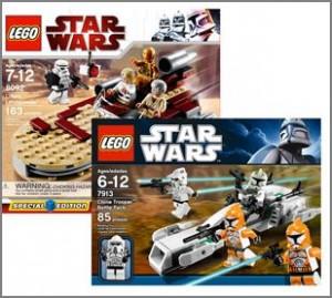Star Wars Lego Deal