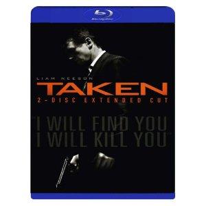 Taken Blu-ray Deal