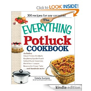 The Everything Potluck Cookbook Deal