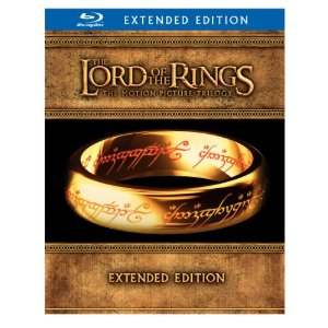 The Lord of the Rings Blu-ray Deal
