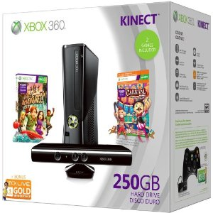 XBox 360 Kinect Bundle Deal