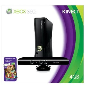 XBox with Kinect Deal
