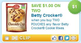 betty crocker cookie deal