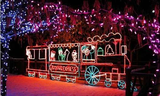 hogle zoo lights deal Hogle Zoo: Discount for Family Pass