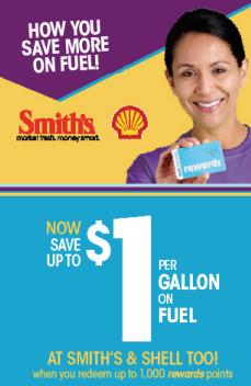 smiths gas deal