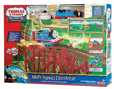 thomas and friends misty island deal