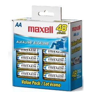 Maxell Batteries Deal