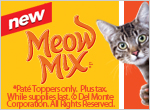 Meow Mix Free Deal