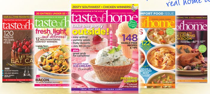 TasteofHome-magazine