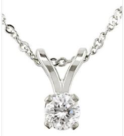 diamond necklace deal