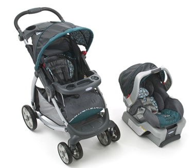 graco stylus travel system deal
