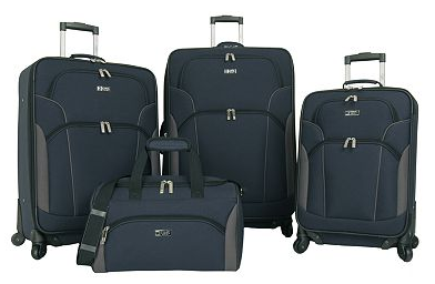 kohls luggage deal