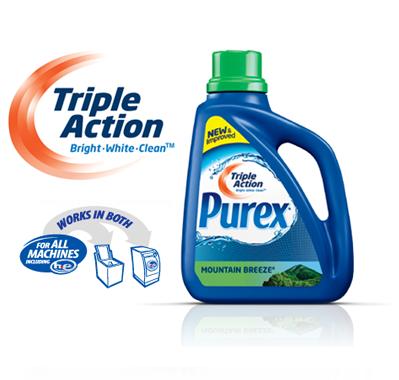 Purex Free Sample Deal