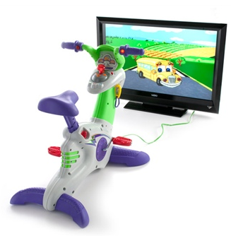 fisher price smart cycle deal