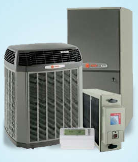 heating and air conditioning deal