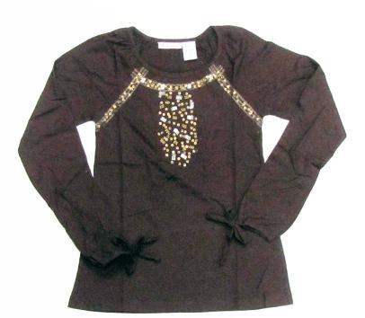 knit girls shirt free shipping deal