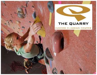 the quarry provo rock climbing deal