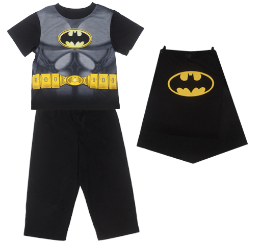 Batman Sleepwear Deal
