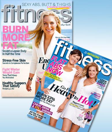 Fitness Magazine Deal