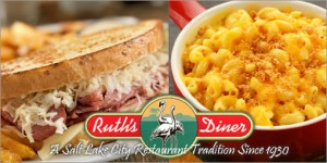 Ruth's Diner Deal