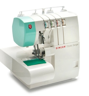 Singer serger machine deal
