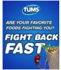 Tums Freebie Deal