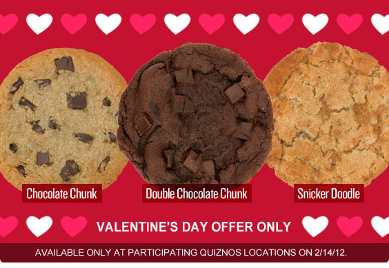 Valentine's Day Cookie Deal
