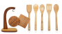 bamboo kitchen set deal