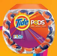 free sample tide pods deal